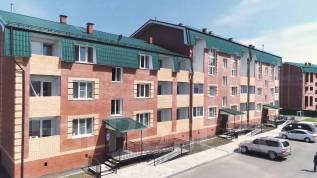 2-комнатная, ул. Гаражная. Железнодорожный, агентство, 45 кв.м.