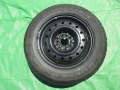 Bridgestone Dueler H/T D689. Всесезонные, 2002 год, без износа, 1 шт
