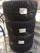 Dunlop Grandtrek. Зимние, шипованные, 2016 год, без износа, 4 шт