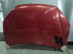 Капот. Peugeot 206