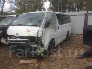 Toyota Hiace. KDH2050025124, 2KD