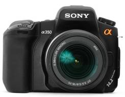 Sony Alpha DSLR-A350. 10 - 14.9 Мп