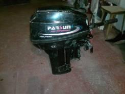 Parsun. 15,00л.с., 2-тактный, бензиновый, нога S (381 мм)