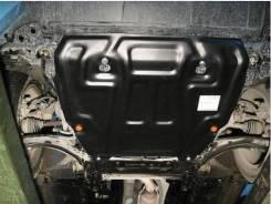 Защита двигателя. Nissan X-Trail, T31R, T31