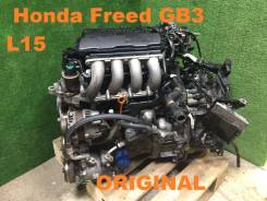 АКПП. Honda Freed, GB3, GB3?, DBA-GB3 Двигатели: L15A, L15B