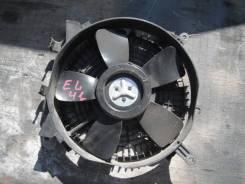 Вентилятор радиатора кондиционера. Toyota Corsa, EL41 Двигатель 4EFE