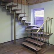 Установка лестниц заборов , ворот , подъездные пути , ливнестоки.
