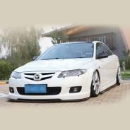Обвес кузова аэродинамический. Mazda Mazda6. Под заказ