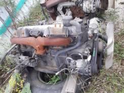 Двигатель в сборе. Mitsubishi Fuso, FK416 Mitsubishi FK Двигатель 6D15