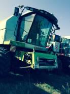 Claas. Комбайн зерноуборочный Tukano 450