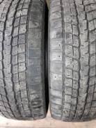 Dunlop SP Winter ICE 01. Зимние, шипованные, 2011 год, износ: 50%, 2 шт