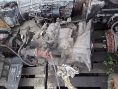 Механическая коробка переключения передач. Nissan Diesel Nissan Condor, MK210 Двигатель FE6