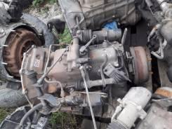 МКПП. Hino Ranger, FD3 Двигатель H07D