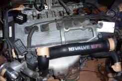 Двигатель в сборе. Toyota: Paseo, Cynos, Corolla II, Sprinter, Corolla, Caldina, Corsa, Raum, Tercel Двигатели: 5EFE, 4EFE, 5EFHE, 2E