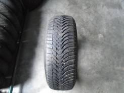 Michelin Alpin A4. Зимние, без шипов, 2011 год, износ: 10%, 1 шт