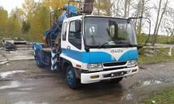Isuzu Forward. Продам Автобуровую, 8 200 куб. см.