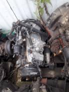 Механическая коробка переключения передач. Nissan Condor, MK210 Двигатель FE6