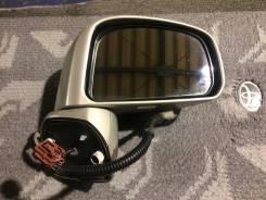 Зеркало заднего вида боковое. Nissan Tiida, NC11, SC11, C11X, C11, SC11X
