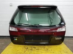 Дверь багажника. Subaru Legacy, BH5 Двигатель EJ20