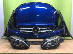 Крепление бампера. Mercedes-Benz C-Class, W205