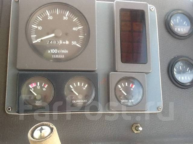 Yamaha FC-27. Год: 1991 год, длина 10,00м., двигатель стационарный, 240,00л.с., дизель
