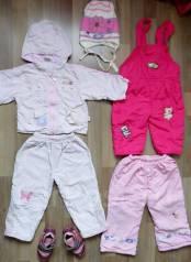 Одежда верхняя. Рост: 74-80, 80-86 см