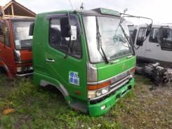 Кабина. Mitsubishi Fuso, FK619 Двигатель 6D17