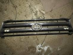 Решетка радиатора. Toyota Land Cruiser Prado, RZJ95 Двигатель 3RZFE