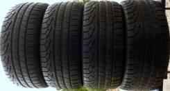 Pirelli Winter 240 Sottozero 2, 225/55 R17. зимние, без шипов, 2015 год, б/у, износ 20%