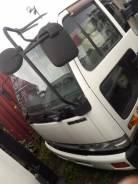 Кабина. Nissan Condor, MK210 Двигатель FE6