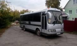 Hyundai Aero Town. Продаётся автобус Хюндай Аэротаун, 6 600 куб. см., 29 мест