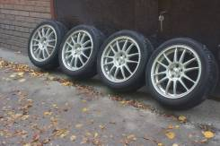 OZ Racing Superleggera. 7.0x17, 5x100.00, ET42, ЦО 54,6 мм.