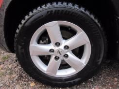 Bridgestone Ice Cruiser 5000. Зимние, шипованные, 2015 год, износ: 30%, 4 шт