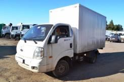 Kia Bongo. Грузовик фургон . Год выпуска 2008, 2 476 куб. см., 900 кг.