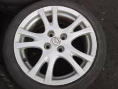 Колеса с распила 195/45R16 лето Mazda. 6.5x16 4x100.00 ET50