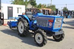 Iseki. Японский мини трактор TL2100F