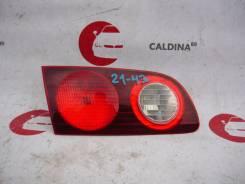 Стоп-сигнал. Toyota Caldina, ST210, ST210G, ST215, ST215G, ST215W Двигатели: 3SFE, 3SGE, 3SGTE