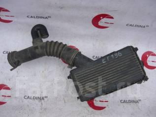 Корпус воздушного фильтра. Toyota Caldina, ET196, ET196V Двигатель 5EFE