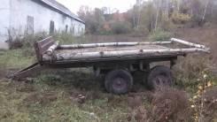 2ПТС-4. Продается тракторная телега, 1 000 куб. см.