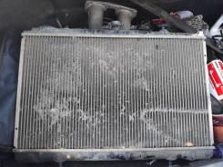 Радиатор охлаждения двигателя. Nissan Laurel Двигатель RB20DE