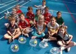 Обучение спортивному бадминтону, детей и взрослых в Уссурийске