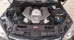 Двигатель 6.3B AMG 156.985 на Mercedes W212