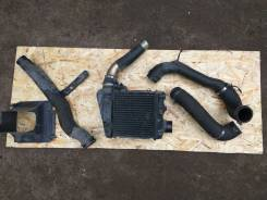 Патрубок интеркулера. Toyota Mark II, JZX110 Двигатель 1JZGTE