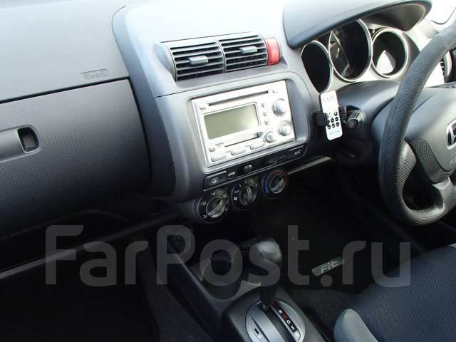 Honda Fit. GD1, L13A