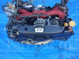 Двигатель в сборе. Subaru Forester, SG9L, SG9, SG5, SH9 Двигатели: EJ255, EJ20, EJ201, EJ202, EJ203, EJ204, EJ205, EJ25, EJ253
