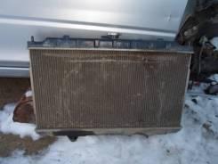 Радиатор охлаждения двигателя. Nissan AD, VY11 Двигатель QG13DE