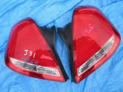 Стоп-сигнал. Nissan Teana, TNJ31, PJ31, J31 Двигатели: VQ35DE, QR25DE, VQ23DE