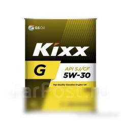 Kixx GS Oil. Вязкость 5W-30, полусинтетическое. Под заказ