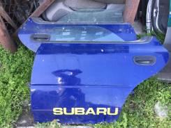 Дверь Subaru Impreza, левая задняя
