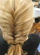 Плету косы, укладка